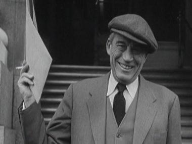 John Huston Becomes Irish Citizen