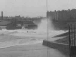 Dun Laoghaire Storm