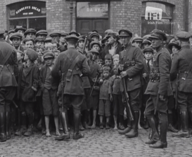 100 The Irish Revolution