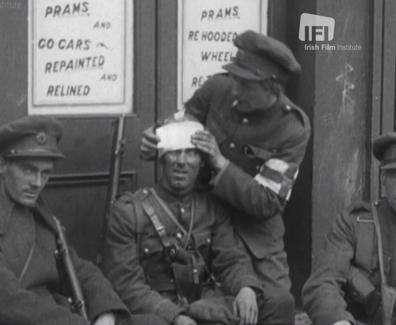 103 Dublin Ireland in the Wake of the Battle