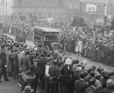 106 Dublins Tribute to Fallen Guards