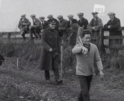 123 Curragh Stable Lads Strike