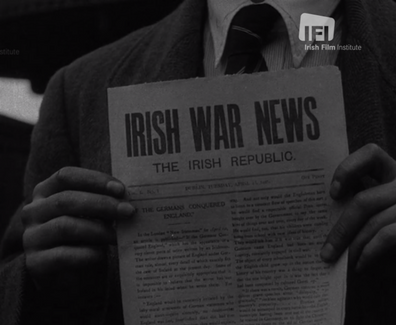 13 Sinn Fein Rising Liberty Hall Part 2