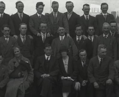 132 Pictures of Mr. De Valera