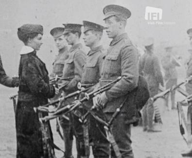 15 Saint Patrick's Day- 1916