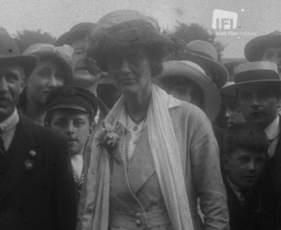 34 Countess Markievicz the only woman candidate returned
