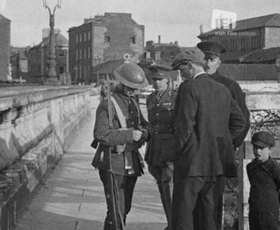 35 Strike scenes in Limerick