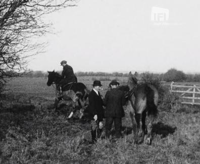 72 Hunting in Full Swing in Irish Free State
