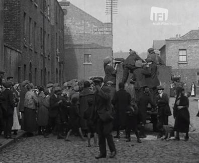 96 Dublin War Scenes