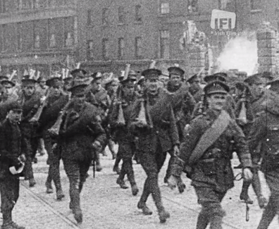 16 Dublin Rebellion