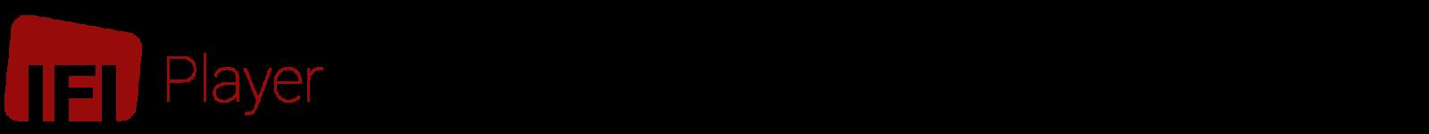IFI Player logo