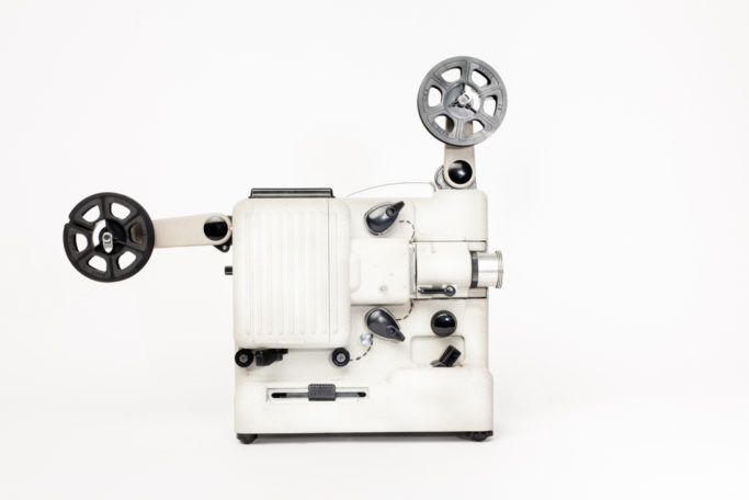 In 1954 the Austrian manufacturer Eumig pioneered projector design, by introducing the world's first low voltage lighting system in their machines. Previous projector lamp wattages were as high as 1000 watts, but with the Eumig, a lamp of only 100 watts was needed, making the machine ideal for home use.