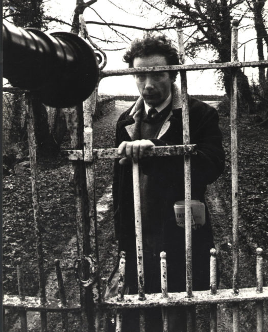 Still from Wheels (1976), a film based on a short story by John McGahern