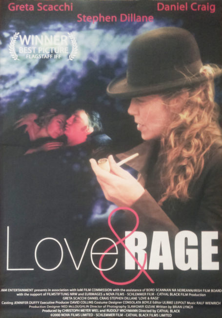 Love and Rage (1999) promotional poster