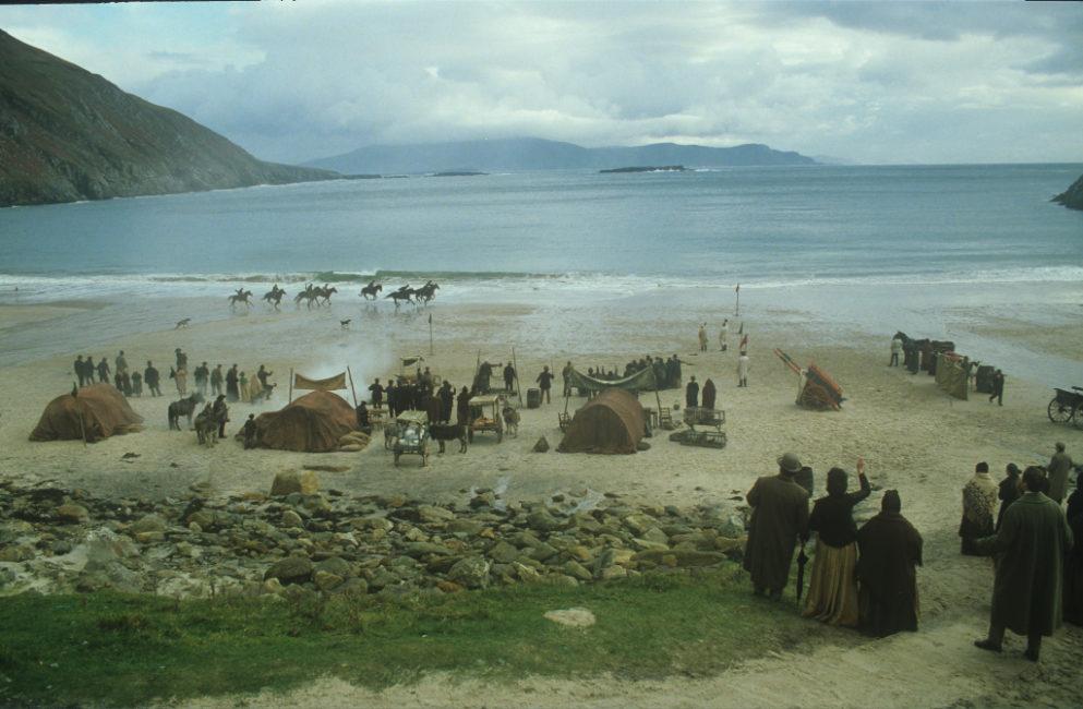 Love and Rage (1999) – scene shot on Keem Beach, Achill Island, County Mayo