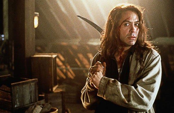 Robert Downey Jr as Vivian Thompson